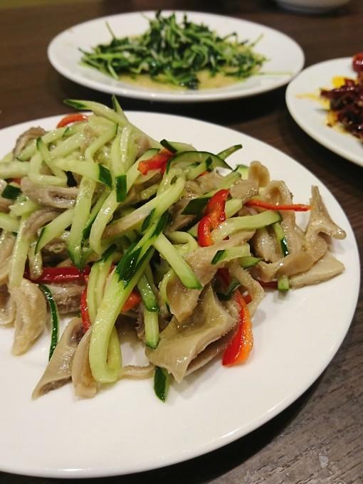 【外食しよう】羊肉と東北料理で暑気払いの食事会_e0274872_21081612.jpg