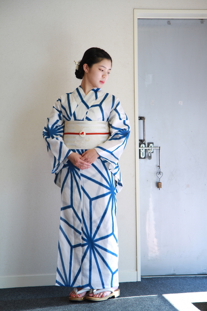 Masakoちゃんの浴衣姿_d0335577_13552449.jpg