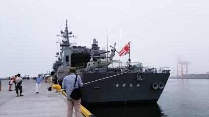 海上自衛隊☆護衛艦一般公開☆ in 宮城県仙台港へ行って来ました!_f0168392_18570163.jpg