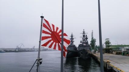 海上自衛隊☆護衛艦一般公開☆ in 宮城県仙台港へ行って来ました!_f0168392_18571943.jpg