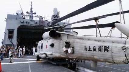 海上自衛隊☆護衛艦一般公開☆ in 宮城県仙台港へ行って来ました!_f0168392_18573658.jpg