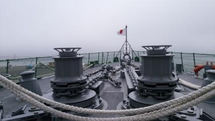 海上自衛隊☆護衛艦一般公開☆ in 宮城県仙台港へ行って来ました!_f0168392_18581087.jpg
