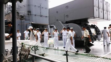 海上自衛隊☆護衛艦一般公開☆ in 宮城県仙台港へ行って来ました!_f0168392_18595331.jpg