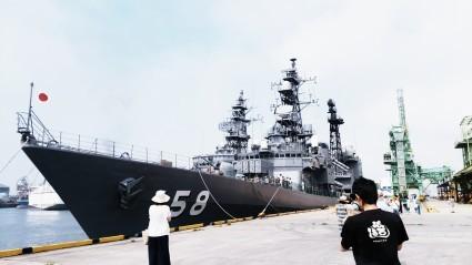 海上自衛隊☆護衛艦一般公開☆ in 宮城県仙台港へ行って来ました!_f0168392_19003895.jpg