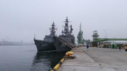 海上自衛隊☆護衛艦一般公開☆ in 宮城県仙台港へ行って来ました!_f0168392_19342639.jpg