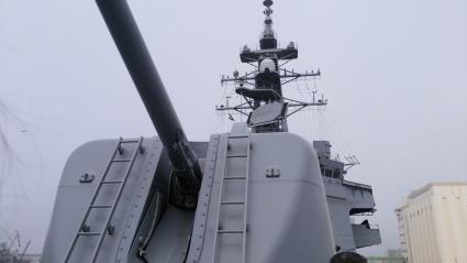 海上自衛隊☆護衛艦一般公開☆ in 宮城県仙台港へ行って来ました!_f0168392_19363516.jpg