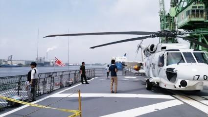海上自衛隊☆護衛艦一般公開☆ in 宮城県仙台港へ行って来ました!_f0168392_19370455.jpg