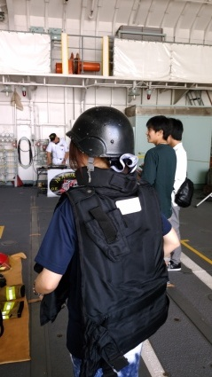 海上自衛隊☆護衛艦一般公開☆ in 宮城県仙台港へ行って来ました!_f0168392_19373171.jpg