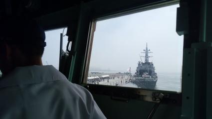 海上自衛隊☆護衛艦一般公開☆ in 宮城県仙台港へ行って来ました!_f0168392_19382290.jpg
