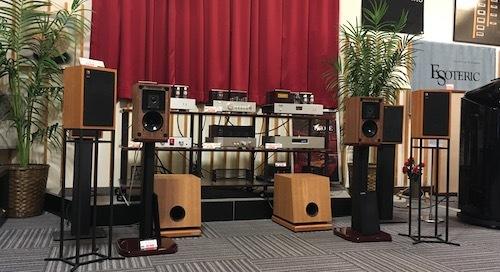 【試聴】オーディオスクエアトレッサ横浜店にて Stirling Broadcast LS3/5aV2 、CHARTWELL  LS3/5 、LS3/5a、SUB3とSUGDEN A21が試聴可能です。_c0329715_12295247.jpg