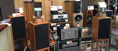 【試聴】オーディオユニオンお茶の水アクセサリー館にてGRAHAM AUDIO LS5/9とHARBETH MONITOR30.1の比較が可能です。_c0329715_12295291.jpg