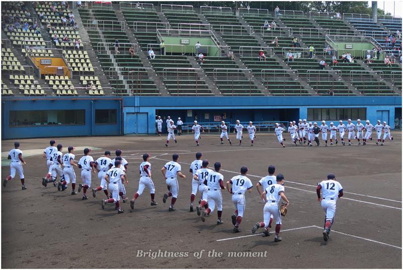 桐光学園VS伊志田高校_e0200922_21460130.jpg