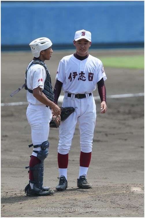 桐光学園VS伊志田高校_e0200922_21543840.jpg