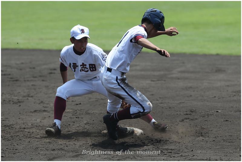 桐光学園VS伊志田高校_e0200922_21561640.jpg