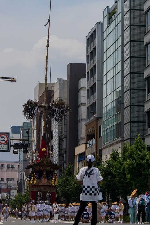 祇園祭前祭②~山鉾巡行(月鉾~船鉾)_e0363038_11062314.jpg