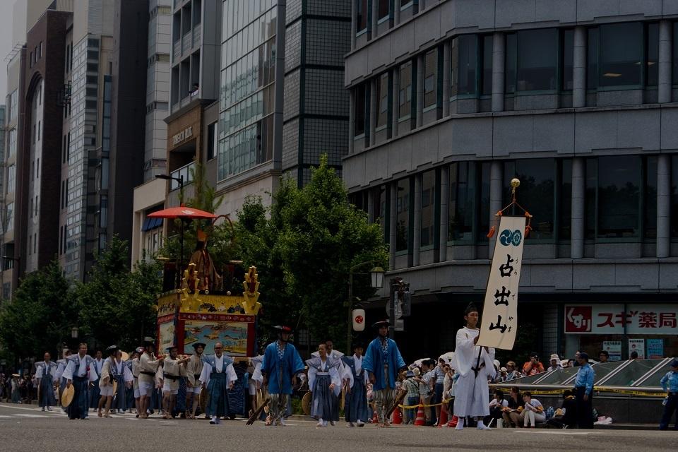 祇園祭前祭②~山鉾巡行(月鉾~船鉾)_e0363038_11063775.jpg