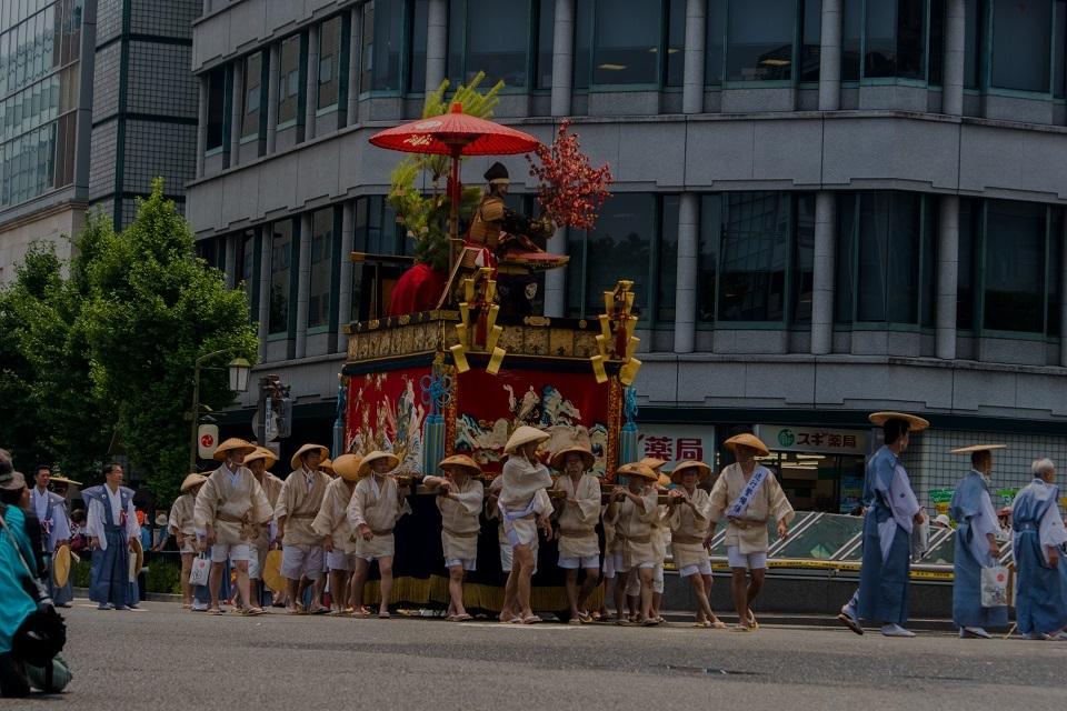 祇園祭前祭②~山鉾巡行(月鉾~船鉾)_e0363038_11065302.jpg