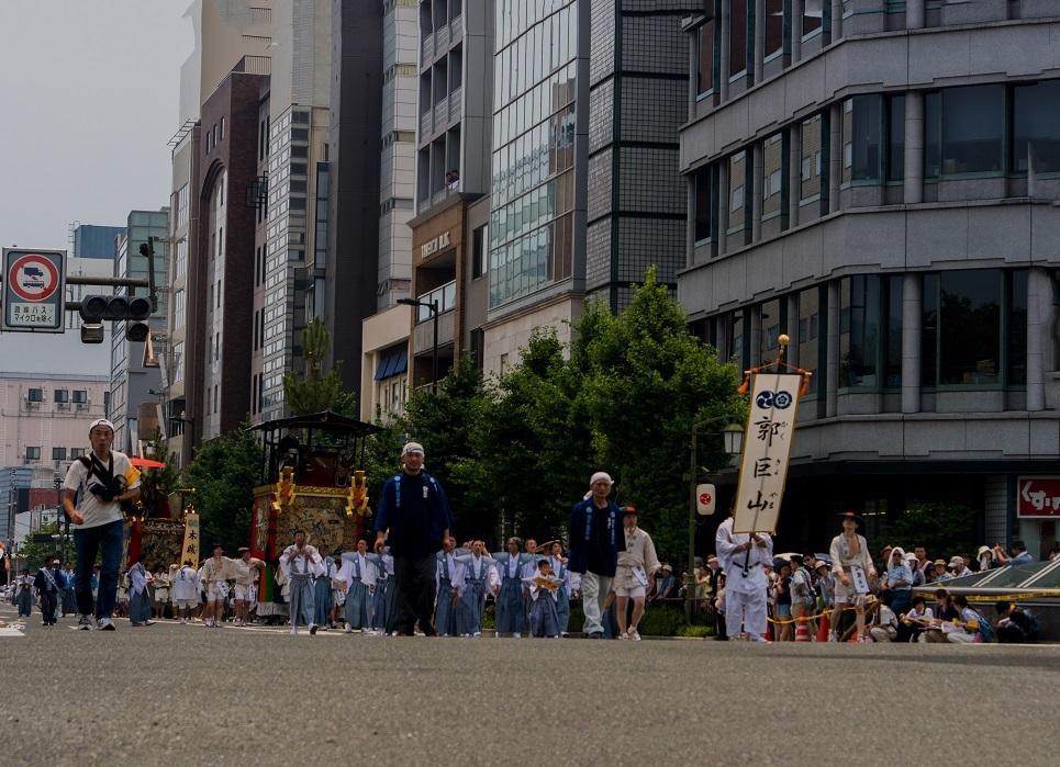 祇園祭前祭②~山鉾巡行(月鉾~船鉾)_e0363038_11065657.jpg