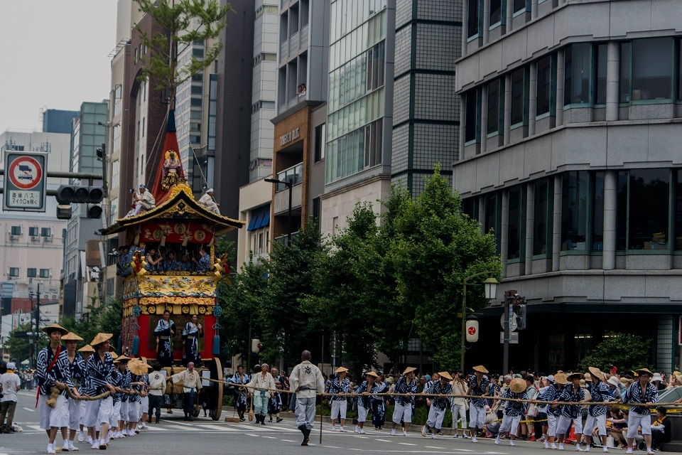 祇園祭前祭②~山鉾巡行(月鉾~船鉾)_e0363038_11071051.jpg