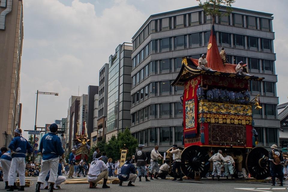 祇園祭前祭②~山鉾巡行(月鉾~船鉾)_e0363038_11071933.jpg