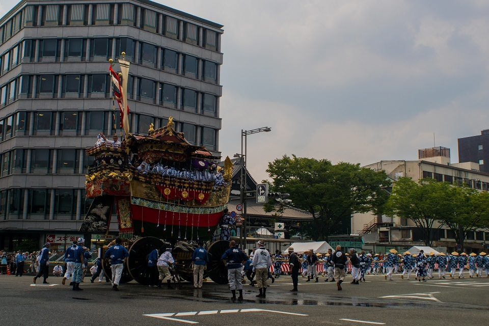 祇園祭前祭②~山鉾巡行(月鉾~船鉾)_e0363038_11072929.jpg