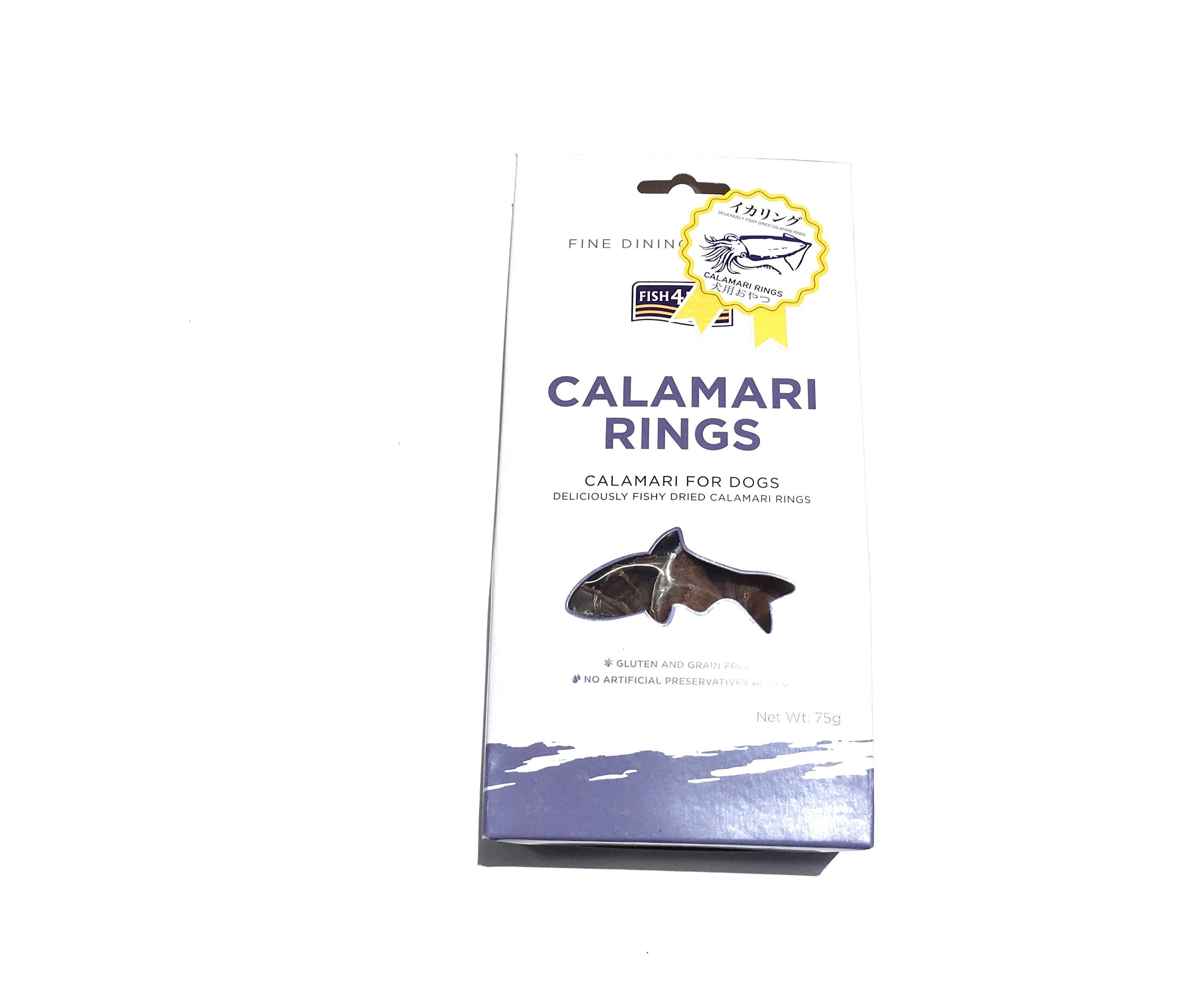 FISH 4 DOGS  CALAMARI RINGS フィッシュ フォー ドッグ カラマリ リング_d0217958_13275559.jpg