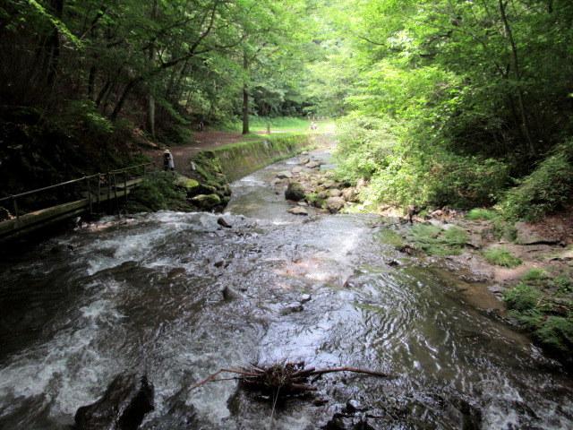 ②暑中お見舞い*浅間大滝~豪快な水しぶきに涼む♪_f0236260_16520747.jpg