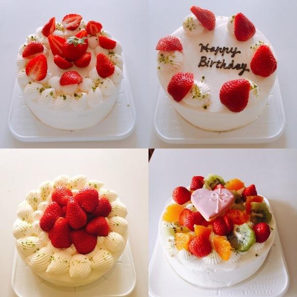 フルーツ・デコレーションケーキ(バースデーケーキ)販売 _f0224567_00430108.jpg