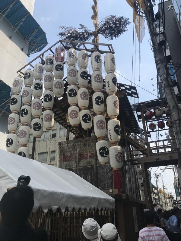 京都 祇園祭 宵山_c0366777_22025660.jpg