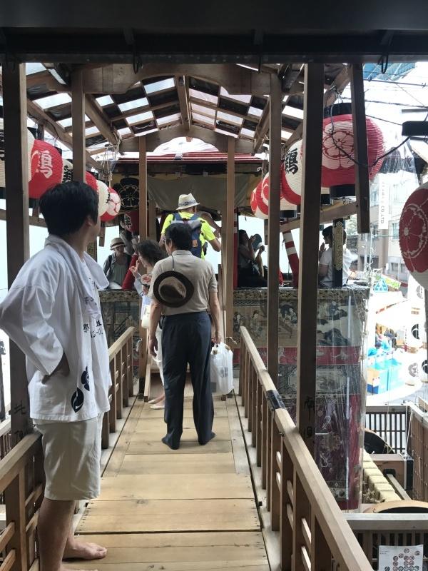 京都 祇園祭 宵山_c0366777_22034278.jpg
