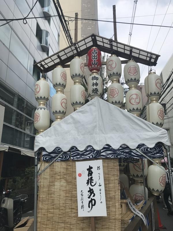 京都 祇園祭 宵山_c0366777_22231696.jpg