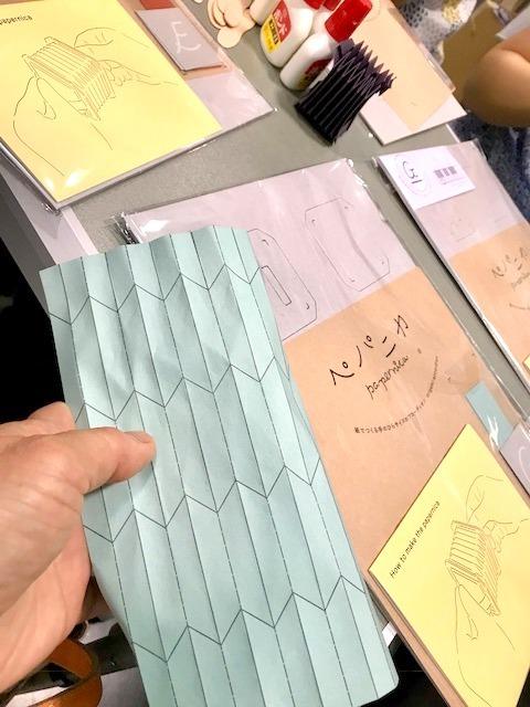 ペパニカ ♫ 紙で作る手のひらサイズのアコーディオン_c0165589_10352713.jpg