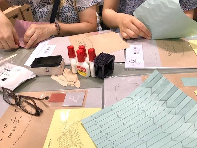 ペパニカ ♫ 紙で作る手のひらサイズのアコーディオン_c0165589_10354341.jpg