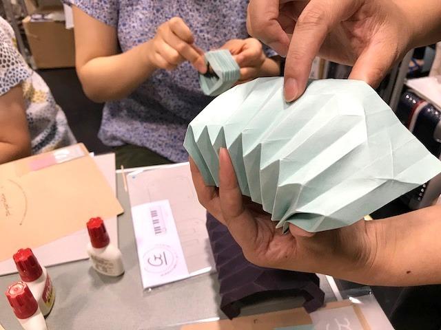 ペパニカ ♫ 紙で作る手のひらサイズのアコーディオン_c0165589_10355713.jpg