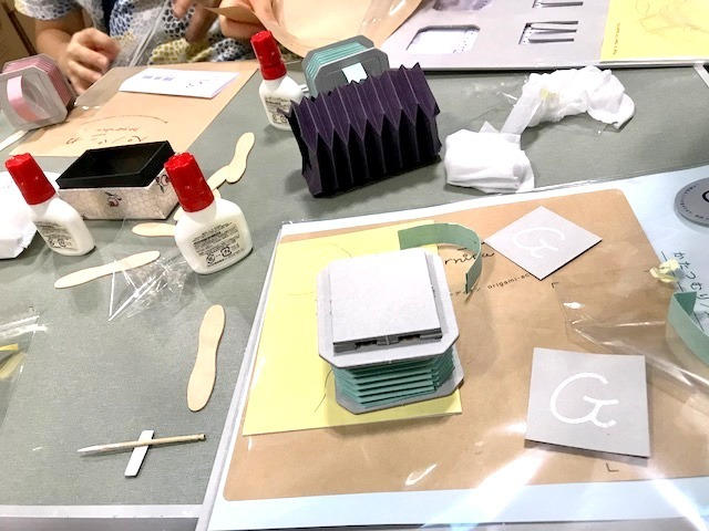 ペパニカ ♫ 紙で作る手のひらサイズのアコーディオン_c0165589_10364746.jpg