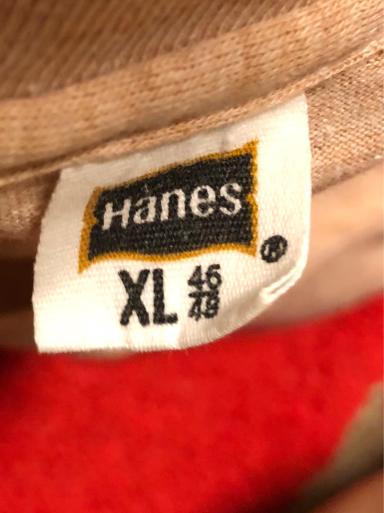 7/21(土)入荷!70s Hanes 黒タグ Tシャツ!_c0144020_21051125.jpg