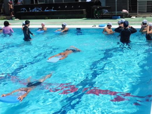 水泳特別練習_a0063269_15001410.jpg