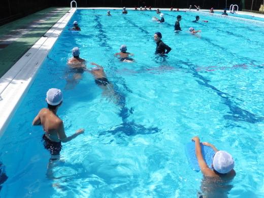 水泳特別練習_a0063269_15002864.jpg