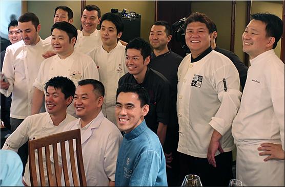 六本木 日本料理 龍吟 『最後の晩餐』 - AQB59 レストランをめぐるグルメのめくるめくメルクマール (早口言葉)