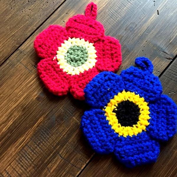 ヘレン・ケラーの名言 カルトナージュ同好会 名刺入れ  編み物の贈り物^^_b0165872_16075309.jpg