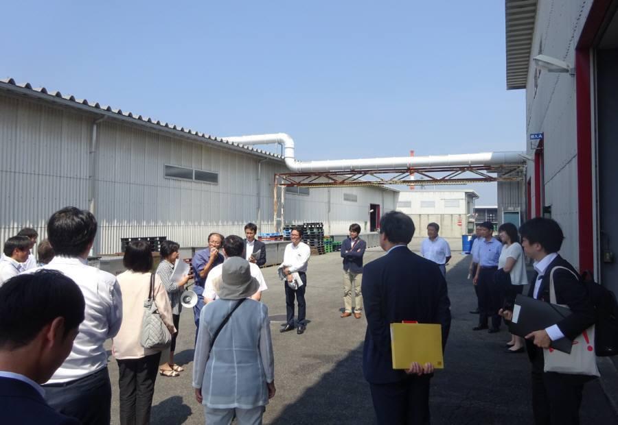 環境・建設委員会視察2日目_f0059673_09114122.jpg