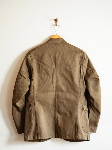 "WORKERSより""Lounge Jacket \""のご紹介です!!_d0160378_14040221.jpg"