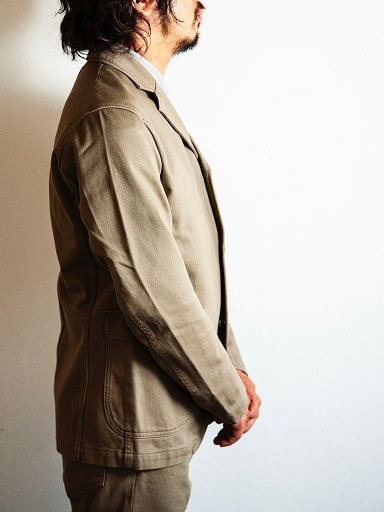 "WORKERSより""Lounge Jacket \""のご紹介です!!_d0160378_14041272.jpg"