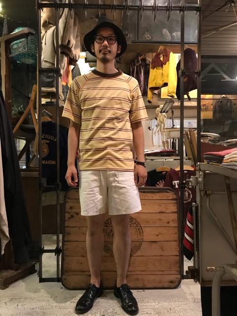 特性ホワイトショーツ!(大阪アメ村店)_c0078587_2345435.jpg
