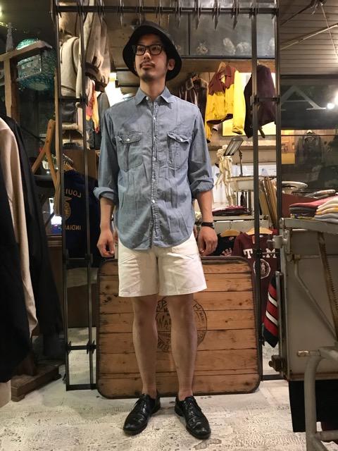 特性ホワイトショーツ!(大阪アメ村店)_c0078587_235231.jpg