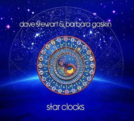 "Dave Stewart & Barbara Gaskin 新譜 ""Star Clocks\"" _e0081206_8444953.jpg"