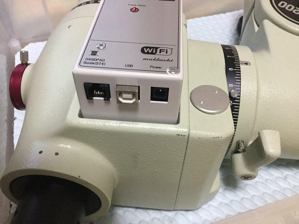 今度は、タカハシEM200赤道儀 自動導入ドライブ化_c0061727_08190608.jpg