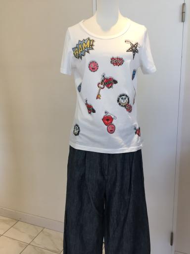 暑い日はTシャツ!_c0223630_15234554.jpg