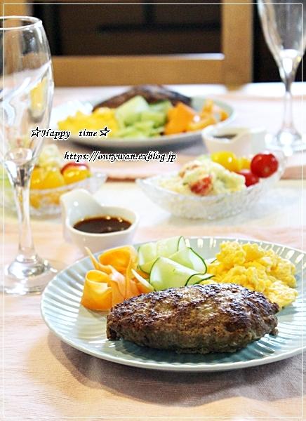 豚肉ピーマン椎茸の照焼き弁当と今夜は♪_f0348032_18345280.jpg