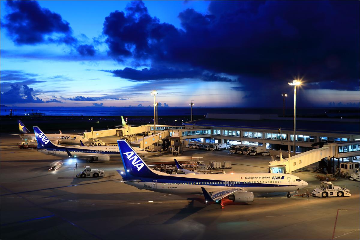 夏の訪れ 9 - 那覇空港_c0308259_20112897.jpg
